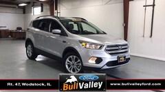 New 2018 Ford Escape SE 200A Sport Utility in Woodstock, IL