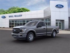 New 2020 Ford F-150 XL Chrome Package 101A Standard Cab in Woodstock, IL
