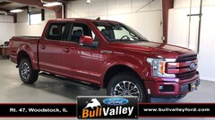 New 2019 Ford F-150 Lariat 501A SuperCrew in Woodstock, IL