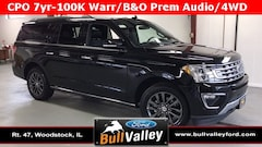 Certified 2019 Ford Expedition Max Limited SUV in Woodstock, IL