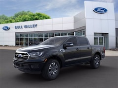 New 2020 Ford Ranger Lariat 500A Crew Cab in Woodstock, IL