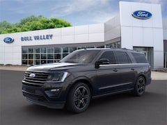 New 2020 Ford Expedition Max Limited 303A Sport Utility in Woodstock, IL