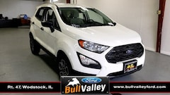 New 2019 Ford EcoSport S 100A Sport Utility in Woodstock, IL