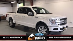 New 2019 Ford F-150 Platinum 701A SuperCrew in Woodstock, IL