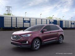 New 2020 Ford Edge SEL Sport Utility in Woodstock, IL