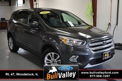 Certified 2017 Ford Escape SE SUV in Woodstock, IL