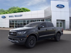 New 2020 Ford Ranger Lariat 501A Crew Cab in Woodstock, IL