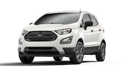 New 2020 Ford EcoSport S Sport Utility in Woodstock, IL
