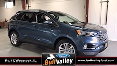 New 2019 Ford Edge SEL 200A Sport Utility in Woodstock, IL