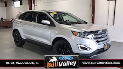 Used 2015 Ford Edge SEL SUV in Woodstock, IL