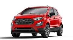 New 2020 Ford EcoSport S 100A Sport Utility in Woodstock, IL