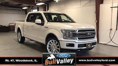 New 2019 Ford F-150 Limited 900A SuperCrew in Woodstock, IL