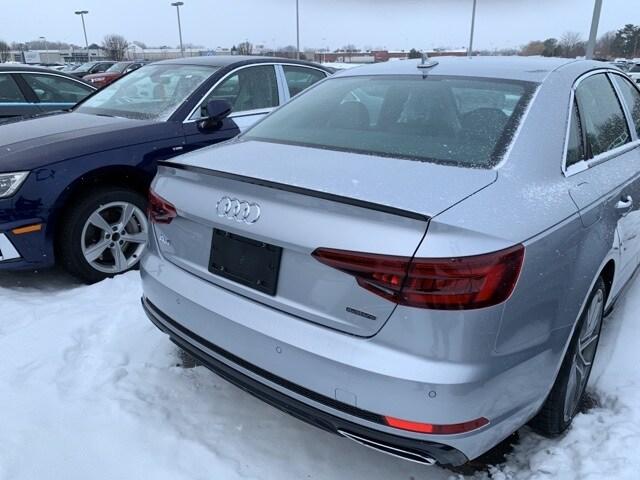 New 2019 Audi A4 For Sale at Audi Cicero | VIN