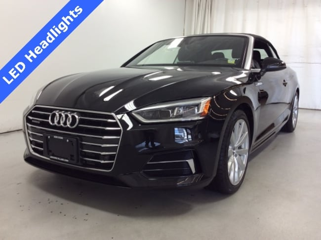 Used 2018 Audi A5 For Sale At Drivers Village Vin Wauyngf5xjn000413