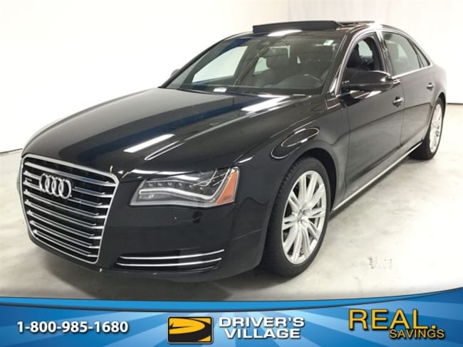 2014 Audi A8 L 3.0 TDI (Tiptronic) Sedan