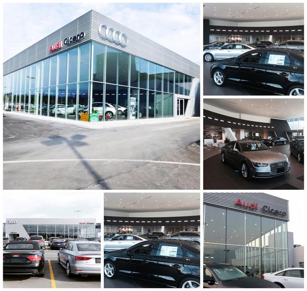 Audi Dealership Serving Fayetteville NY