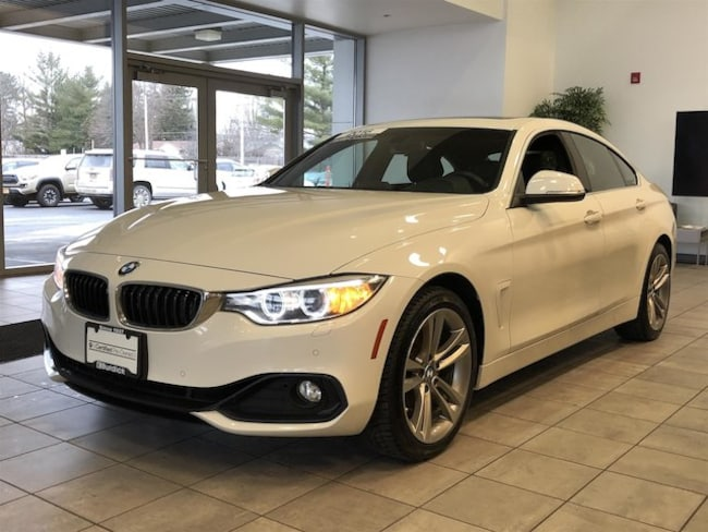 2016 BMW 428i Xdrive w/Sulev Gran Coupe Hatchback