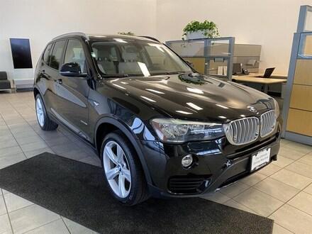 2017 BMW X3 xDrive28i xDrive28i Sports Activity Vehicle