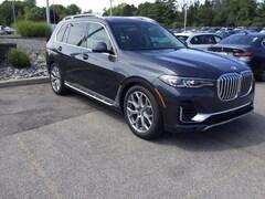 2021 BMW X7 xDrive40i xDrive40i Sports Activity Vehicle Y250030