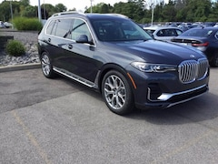 2021 BMW X7 xDrive40i xDrive40i Sports Activity Vehicle Y250030