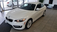 2016 BMW 228i xDrive Coupe A1620100 in [Company City]