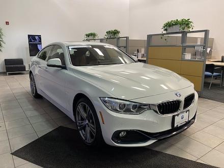 2017 BMW 4 Series 430i xDrive Coupe