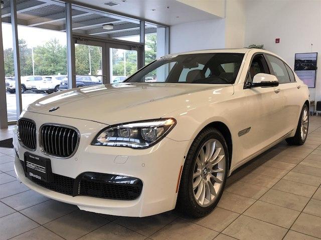 Pre-Owned 2015 BMW 750Li For Sale at Burdick BMW | VIN: WBAYF8C57FG245558