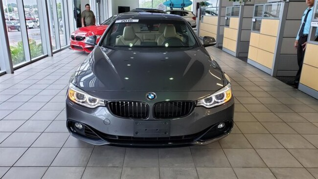 2016 BMW 428i xDrive Convertible