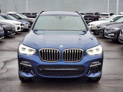 2021 BMW X3 M40i M40i Sports Activity Vehicle Y253130