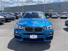 2018 BMW X4 M40i Coupe