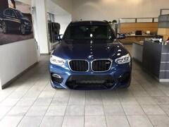 2020 BMW X3 M Sports Activity Vehicle X251600