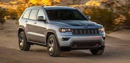 2019 Jeep Grand Cherokee Available Near Syracuse