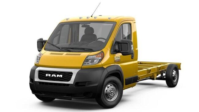 New 2019 Ram ProMaster 3500 CUTAWAY 159 WB / 104 CA Chassis Near Syracuse