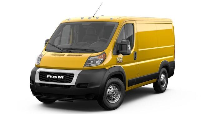 New 2019 Ram ProMaster 1500 CARGO VAN LOW ROOF 118 WB Cargo Van Near Syracuse