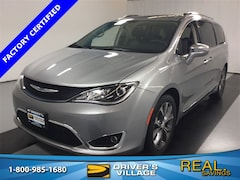 Used 2018 Chrysler Pacifica Limited Van 2C4RC1GG0JR232807 for sale near Syracuse, NY at Burdick Dodge Chrysler Jeep RAM