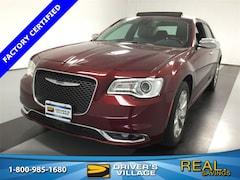 Certified Used 2018 Chrysler 300 Limited Sedan for sale near Syracuse, NY, at Burdick Dodge Chrysler Jeep RAM