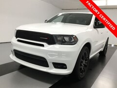 Certified Used 2019 Dodge Durango GT SUV for sale near Syracuse, NY, at Burdick Dodge Chrysler Jeep RAM