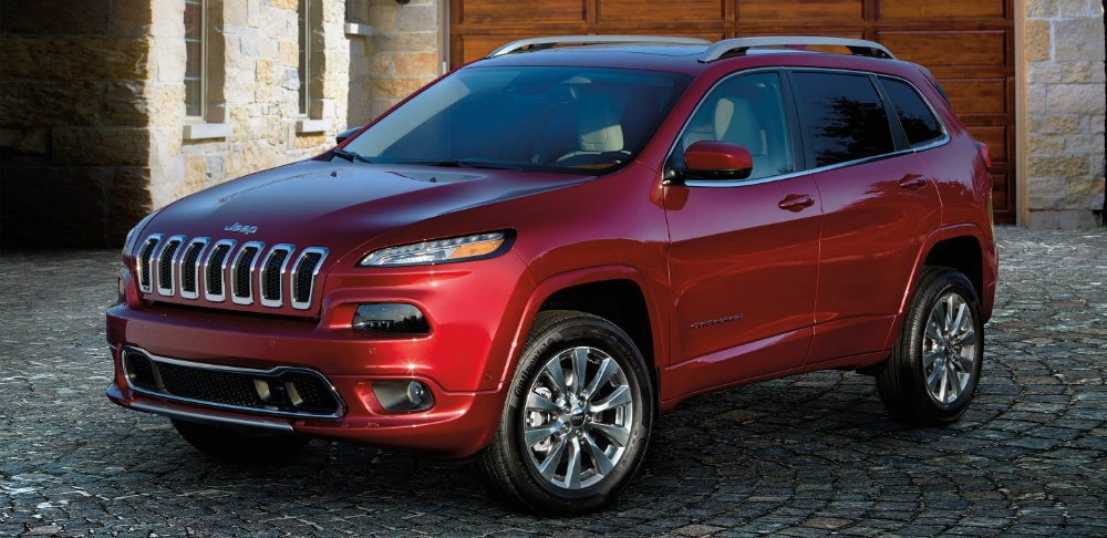 2017 Jeep Cherokee near Syracuse