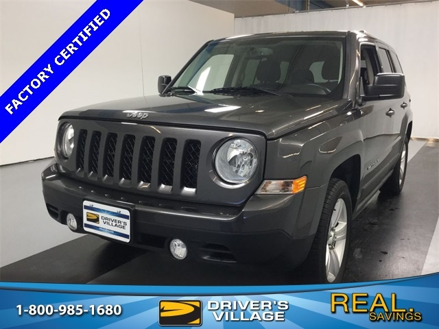 Drivers Village Jeep >> Used 2016 Jeep Patriot For Sale At Driver S Village Vin