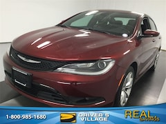 Used 2016 Chrysler 200 S Sedan for sale near Syracuse, NY at Burdick Dodge Chrysler Jeep RAM