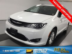Certified Used 2018 Chrysler Pacifica Touring L Van for sale near Syracuse, NY, at Burdick Dodge Chrysler Jeep RAM