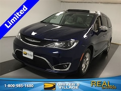 Used 2017 Chrysler Pacifica Limited Van for sale near Syracuse, NY at Burdick Dodge Chrysler Jeep RAM