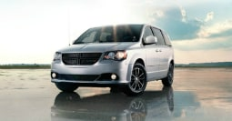2017 Dodge Grand Caravan near Syracuse