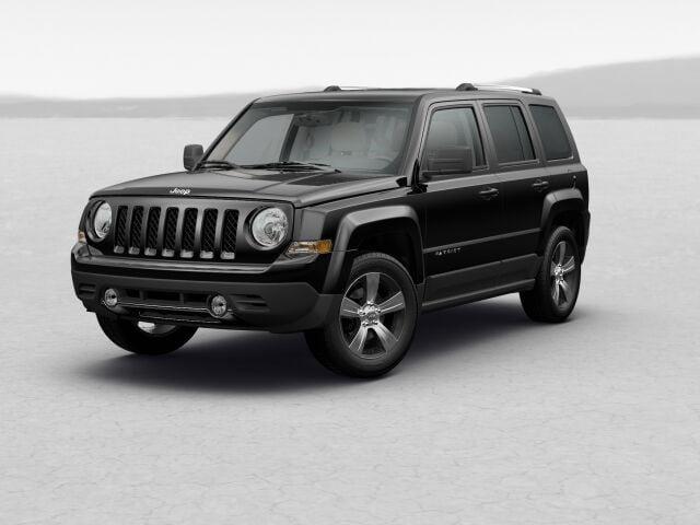 2017 Jeep Patriot HIGH ALTITUDE FWD Sport Utility