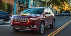 2020 Jeep Cherokee near Syracuse