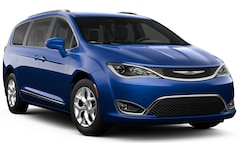 New 2019 Chrysler Pacifica 35TH ANNIVERSARY TOURING L Passenger Van for sale near Syracuse, NY at Burdick Dodge Chrysler Jeep RAM