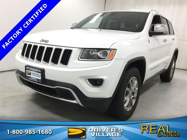 Drivers Village Jeep >> Used 2015 Jeep Grand Cherokee For Sale At Driver S Village