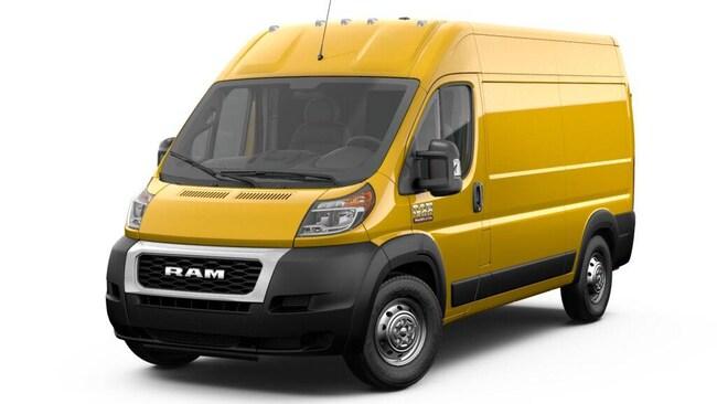 New 2019 Ram ProMaster 1500 CARGO VAN HIGH ROOF 136 WB Cargo Van Near Syracuse