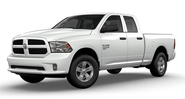 New 2019 Ram 1500 CLASSIC EXPRESS QUAD CAB 4X4 6'4 BOX Quad Cab Near Syracuse
