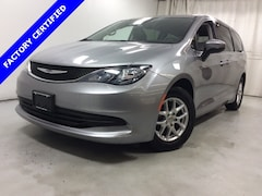 Certified Used 2017 Chrysler Pacifica Touring Van for sale near Syracuse, NY, at Burdick Dodge Chrysler Jeep RAM